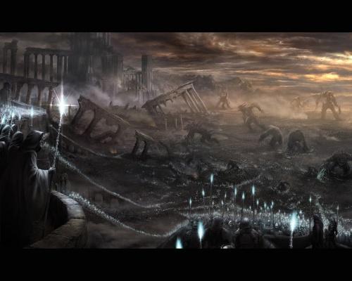 Фантастический мир (39 работ)