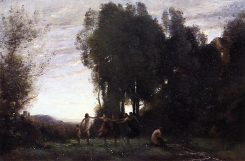 Коро Жан-Батист-Камиль (412 работ)