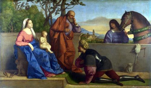 Европейские художники 12-19 веков ч.2 (64 фото) (2 часть)