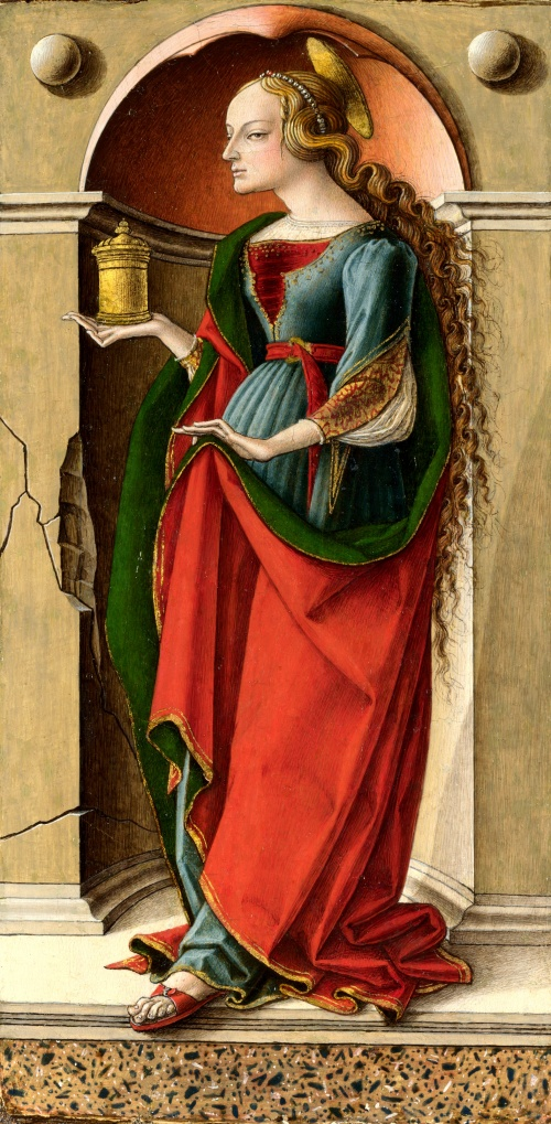 Европейские художники 12-19 веков ч.4 (63 фото) (2 часть)