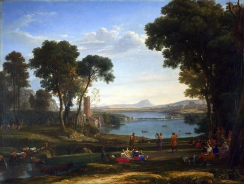 Европейские художники 12-19 веков ч.4 (70 работ) (1 часть)