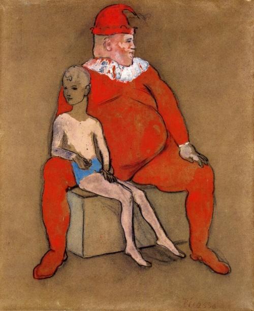 Pablo Picasso (22 работ)