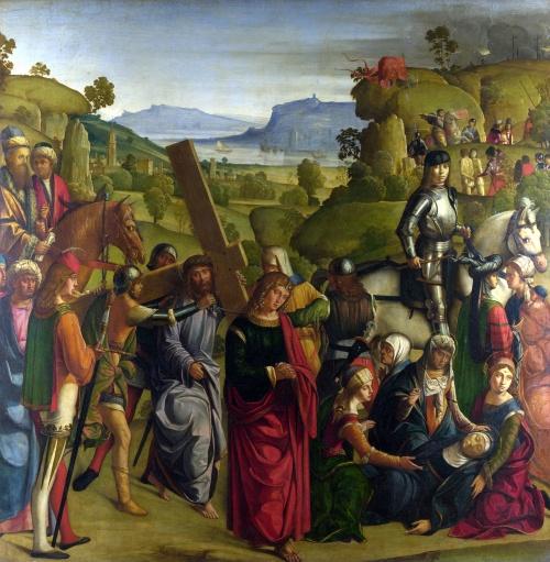 Европейские художники 12-19 веков ч.3 (55 работ) (1 часть)