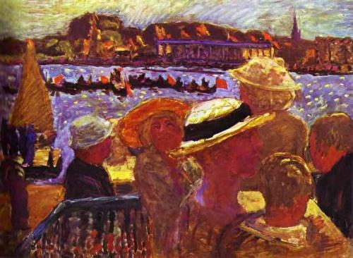 Пьер Боннар (80 работ)