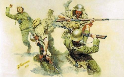 Big Military Art Pack (255 работ) (2 часть)