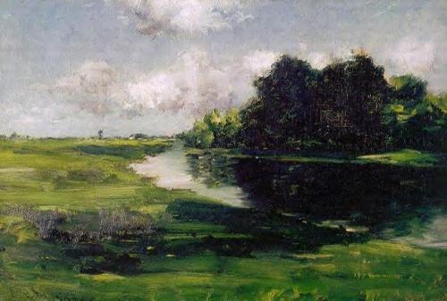 Вильям Меритт Чейс (294 работ)