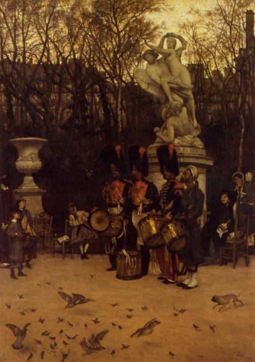 Dzheims Tissot (120 работ)
