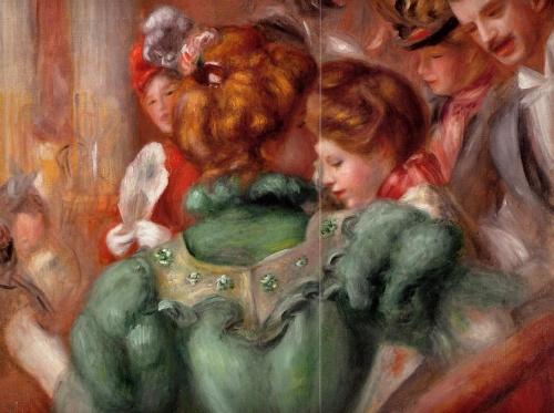Пьер Огюст Ренуар (639 работ) (2 часть)