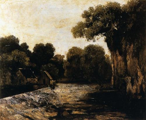 Гюстав Курбе (158 работ)