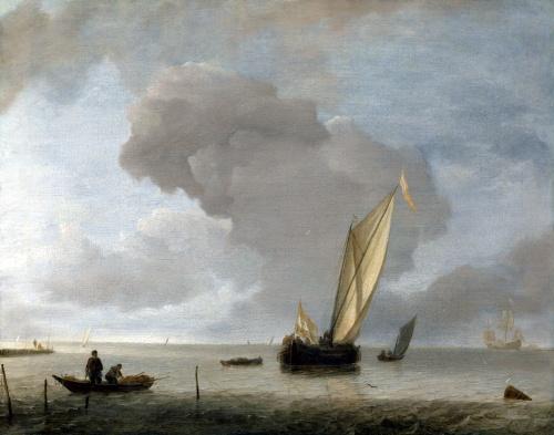 Европейские художники 12-19 веков ч.2 (44 работ) (1 часть)