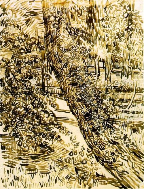 Vinsent van Gog (521 работ) (2 часть)
