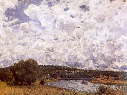 Alfred Sisley (378 работ)