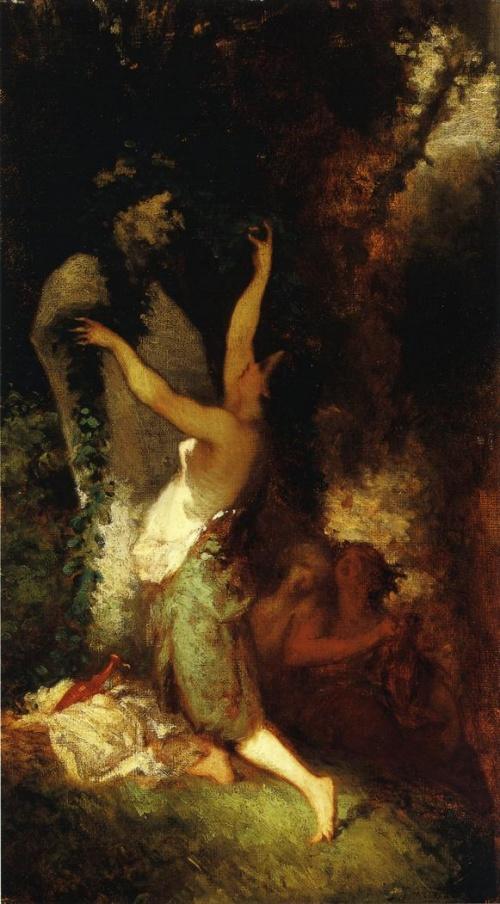 Жан-Франсуа Милле | XIXe | Jean-Francois Millet (9 работ)