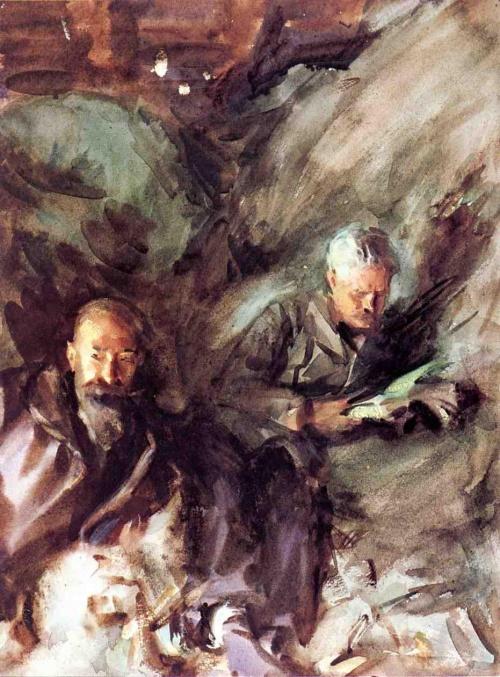 Джон Сингер Сарджент (724 работ)