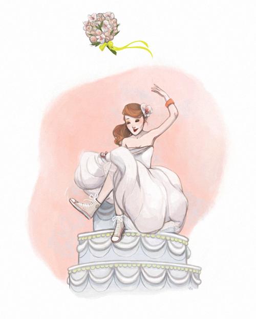 Иллюстратор Paule Trudel-Bellemare (92 работ)
