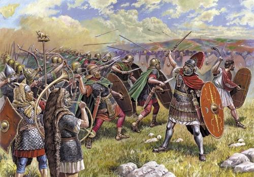 Эпоха битв (55 работ)