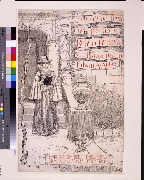 Edwin Austin Abbey (1852—1911) (16 работ)