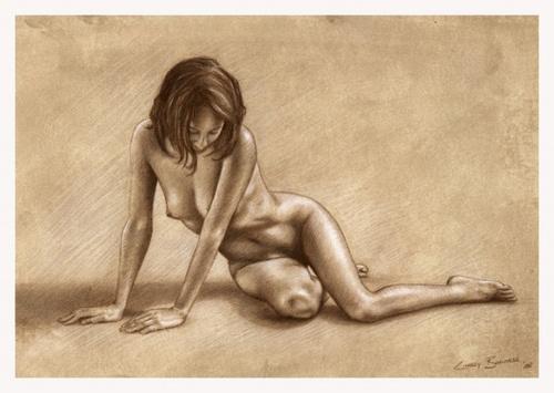 Иллюстрации от Gary Bonner (18 работ)