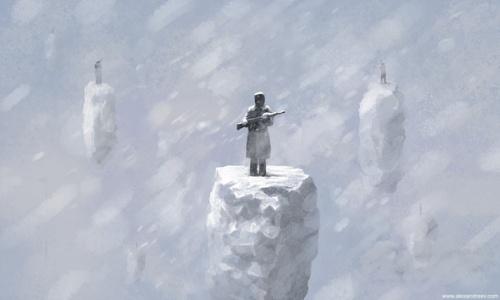 Арт от Алекса Андреева / Art by Alex Andreev (44 работ)