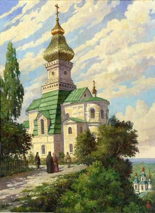 Художник Леонид Золотарев (55 работ)