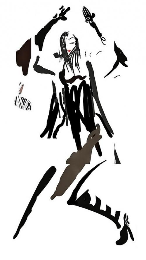 Коллекция работ японского художника Sousuke Koyama (44 фото)