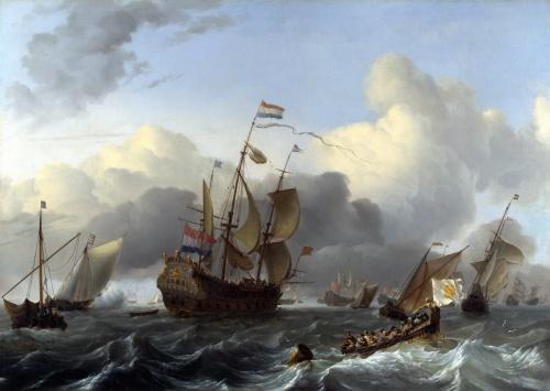 Европейские художники 12-19 веков ч.1 (120 работ)