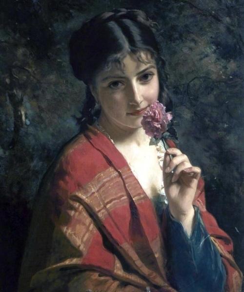 Французский художник Henry Guillaume Schlesinger (1814-1893) (36 работ)