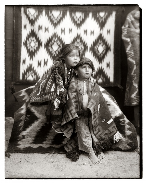 Фото коренных американцев (16 фото)