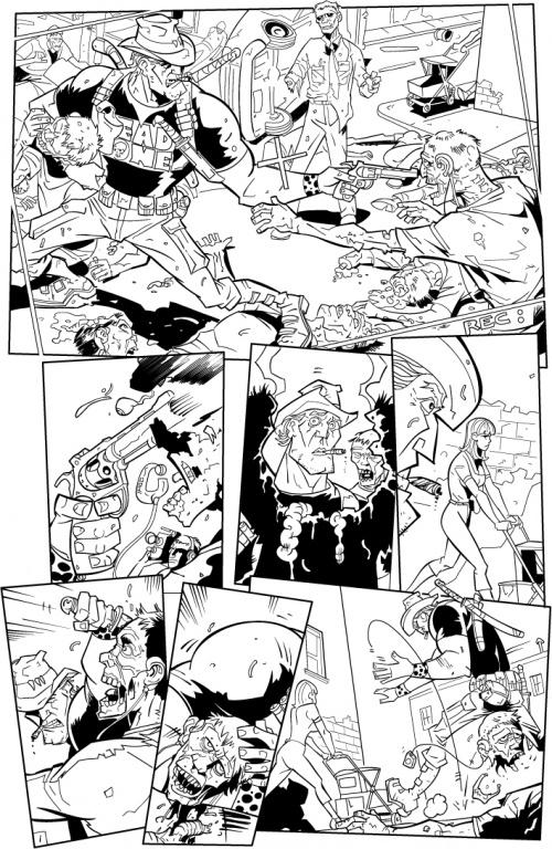 Thorcus: художник-иллюстратор комиксов из Германии (94 работ)