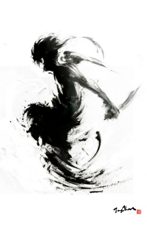 Самураи и воины Rola Chang (15 работ)
