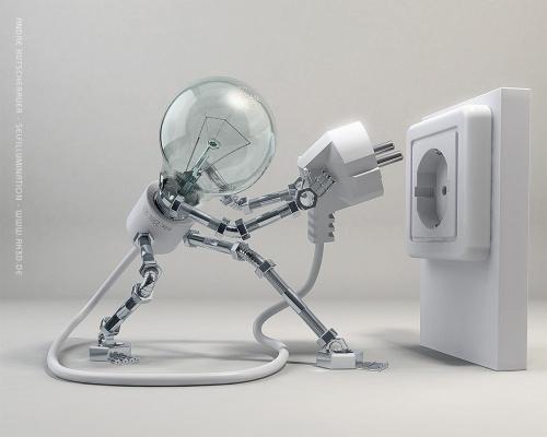 Digital Artist Andre Kutscherauer (27 фото)