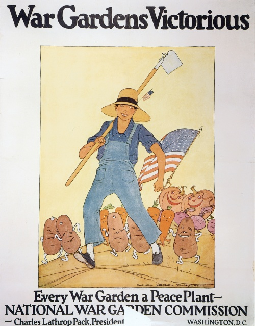 American Posters of World War One (56 фото)