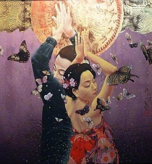 Кёскэ Тинай - картины (33 работ)
