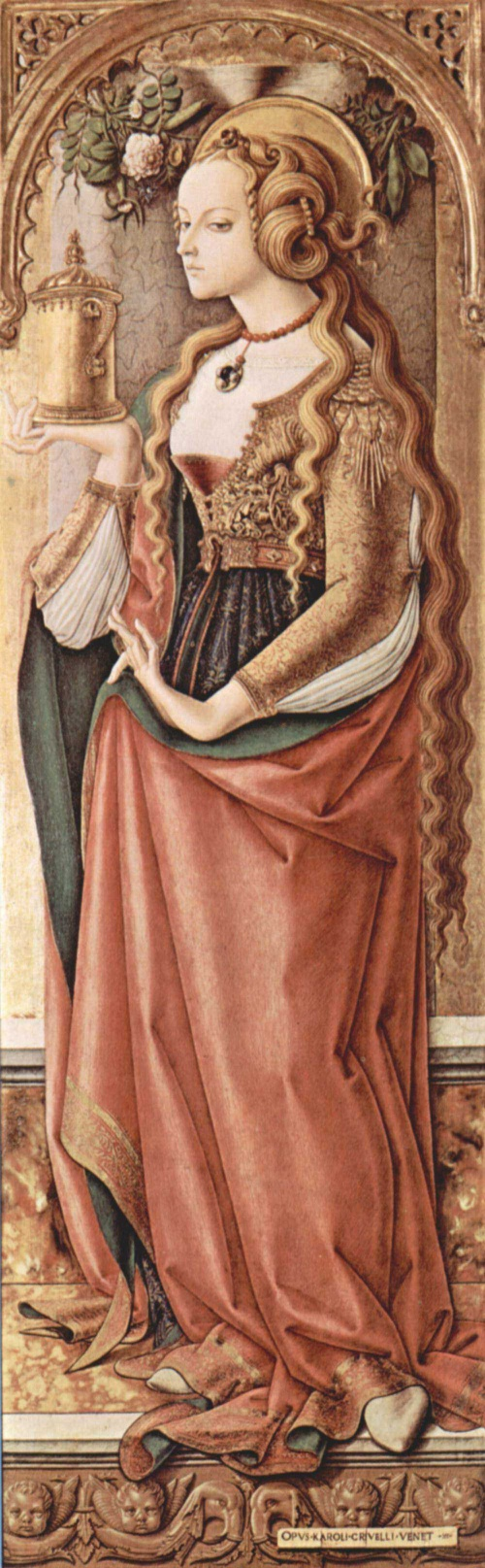 Artworks of Carlo Crivelli (180 работ)
