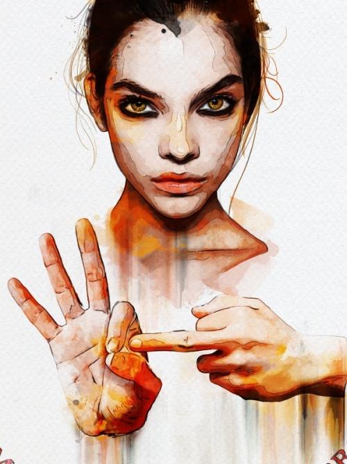 Иллюстратор ANDRE PESSEL (22 работ)
