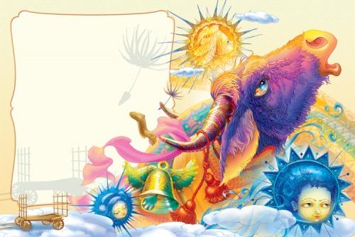 Иллюстрации Виктория Чумаченко (19 работ)