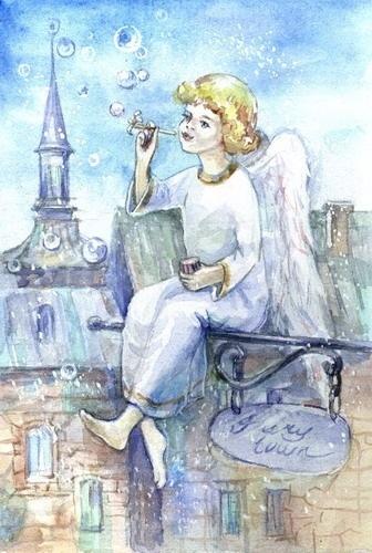 Художник Марина Трушникова (Marina Trushnikova) (97 работ)