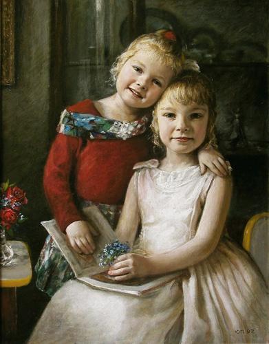 Художник Юрий Панцырев (146 работ)