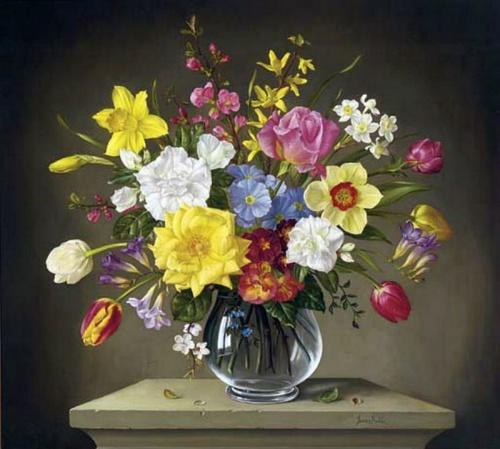 Английский художник James Noble (1919 -1989) (19 работ)