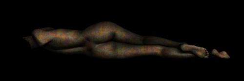 """Проект фотографа Марко Гуэрра (Marco Guerra) и художницы Ясмины Алауи (Yasmina Alaoui) """"Тысяча и один сон"""". (24 фото)"""