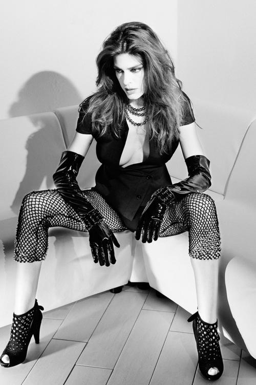 Black and White Fashion Photography by Marco Tenaglia (37 фото)