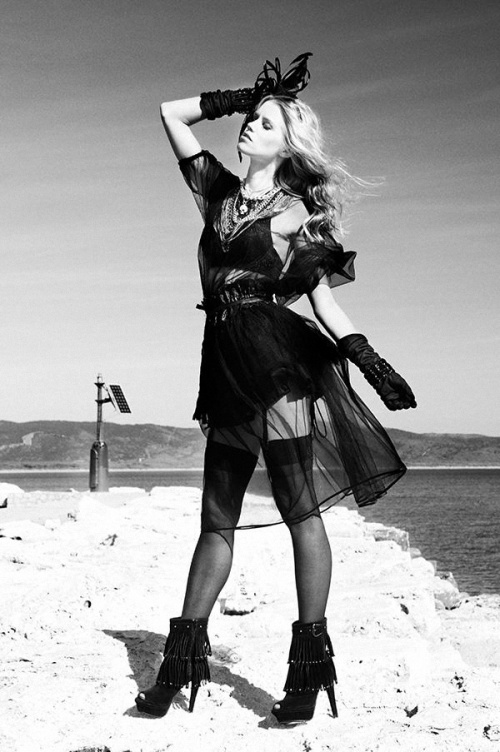 Black and White Fashion Photography by Marco Tenaglia (37 фото)