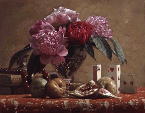 Натюрморты Тоширо Аоки (15 работ)