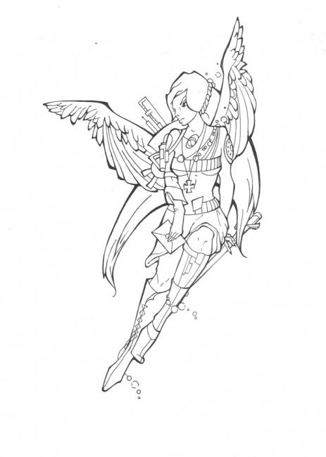 Иллюстрации RivusDea (33 работ)