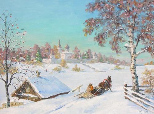 Художник Alexander Alexandrovsky (16 работ)