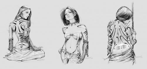 Вадим Стрелков - графика и иллюстрации (14 работ)