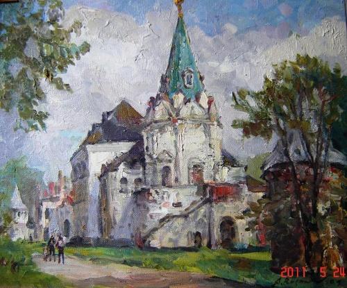 Художник Русанов Александр (42 работ)