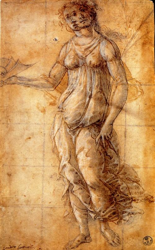 Сандро Боттичелли | XIV-XVe | Sandro Botticelli (220 работ) (1 часть)