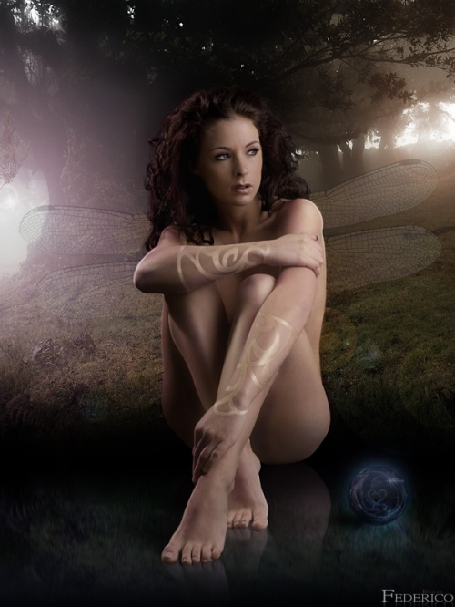 Photo art by Federico (50 фото)