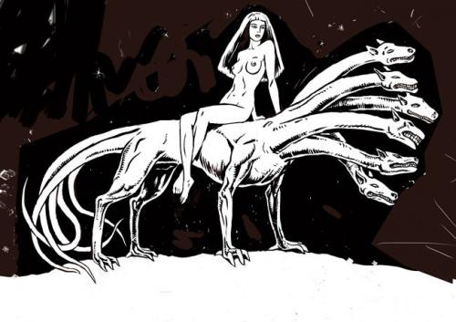Иллюстрации Максим Маркевич (40 работ)